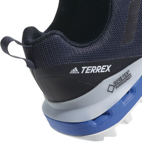 adidas TERREX Fast GTX Chaussures Femme, legend ink/legend ink/hi-res blue